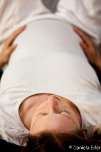Yoga für Schwangere - Inj entspannt